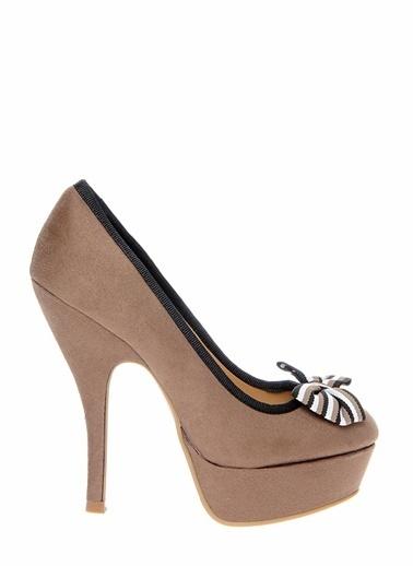 Canzone Ayakkabı Vizon